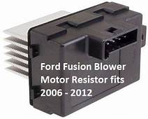 Definitive Guide To Ford Fusion Blower Motor Problems