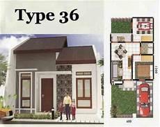 Desain Rumah Type 36 Lengkap Ayo Desain Rumahmu