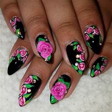 26 awesome 3d nail art designs ideas in eps vector word