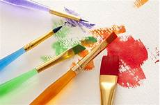 free 12145 assorted colors and paintbrushes freeimageslive