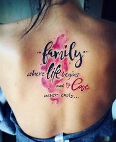 45 Beautiful Family Tattoos With Meaning 2018