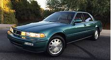 curbside classic 1994 acura vigor gs north america s only choice for a 5 cylinder 4 door hardtop