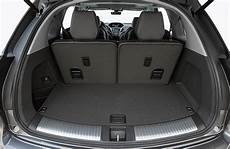 how much space is there inside the 2019 acura mdx