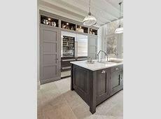 Modern Grey Kitchen   Tom Howley