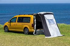 Vw Launches Caddy Cervan Ozroamer