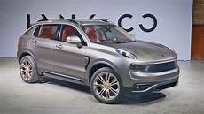 Lynk Co 01 2018 New Car Brand