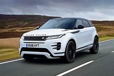 nouvelle range rover new range rover evoque ride review auto express