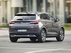 Vor Premiere Der Neue Opel Grandland X Auto Motor At