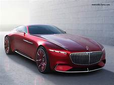 Mercedes Maybach 6 The Car Of Your Dreams