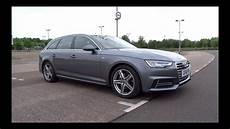 2016 Audi A4 Avant 2 0 Tdi 150 S Line Start Up And