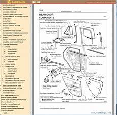 small engine repair manuals free download 2007 lexus ls transmission control lexus rx350 rx330 rx300 pdf workshop manual pdf download