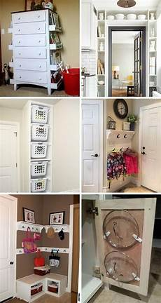 Small Space Small Bedroom Organization Ideas by 50 Easy Storage Ideas For Small Spaces 2018 Organizing