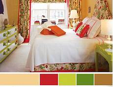 Yellow And Green Bedroom Decorating Ideas by Interior Color Schemes Yellow Green Decorating