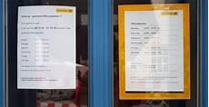 radeburger anzeiger neue 214 ffnungszeiten der postfiliale