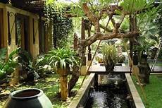 8 Ide Desain Taman Yang Membuat Rumah Anda Til Lebih