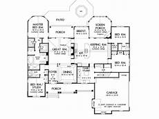 eplans craftsman house plan craftsman style house plan 4 beds 4 baths 2613 sq ft