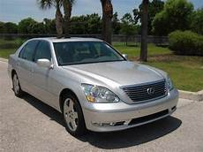 how to sell used cars 2005 lexus ls electronic toll collection sell used 2005 lexus ls 430 in sarasota florida united states for us 22 990 00