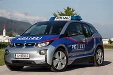 Bmw I3 Auch In 214 Sterreich Als Polizei Auto Im Einsatz