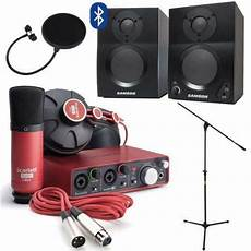 Home Recording Studio Ebay
