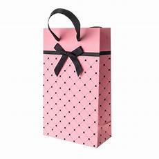 Petit Sac Cadeau 224 Pois Noirs S Fr