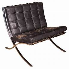 original barcelona chair design by mies der rohe for