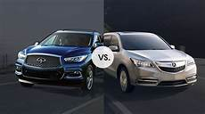 comparison acura mdx infiniti qx60 friendly acura of