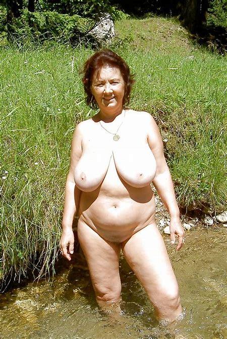 Matures on Fire: Beautiful granny ( Big natural tits )