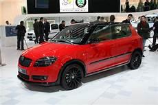 Skoda Fabia Vrs Previewed At Geneva Autoevolution