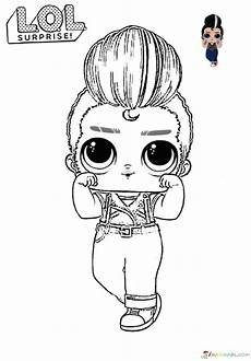 Malvorlagen Lol Ideas Lol Dolls Coloring Pages Print Them For Free