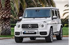 New Mercedes Amg G63 Revealed With 585hp Before Its