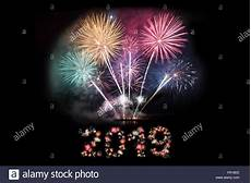 2019 new year background 2019 numbers made of