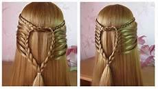 tuto coiffure simple cheveux mi coiffure