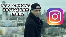 raf camora instagram anthrazit auschnitte vienna raf camora instagram story