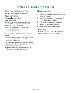 blue cross blue shield fitness benefit fillable form 2012 fill online printable fillable