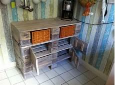 diy küche verschönern idee k 252 chenschrank bauen