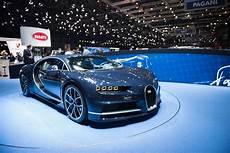 2018 Bugatti Chiron Gallery 709749 Top Speed