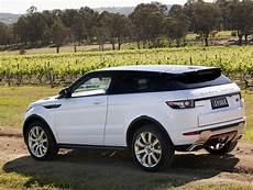 Land Rover Range Rover Evoque Coupe Photos And Specs