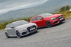 audi vs mercedes used test audi rs3 sportback vs mercedes amg a45 what car