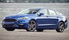 2020 Ford Fusion by 2020 Ford Fusion Sneak Peek Ford Trend