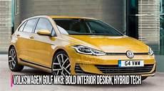 2020 volkswagen golf mk8 new 2020 volkswagen golf mk8 bold interior design hybrid