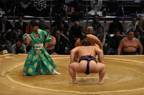 Black Sumo Wrestler