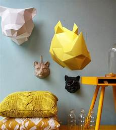 Deco Origami Animaux Diy Un Troph 233 E Origami The Small Issue