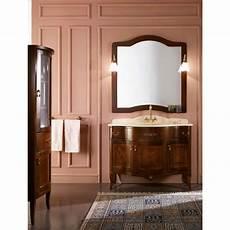 mobili bagno arte povera prezzi mobile bagno 3 ante top in marmo noce bluelife