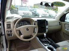 car engine manuals 2007 mercury mariner interior lighting pebble light parchment interior 2006 mercury mariner convenience 4wd photo 41338219 gtcarlot com