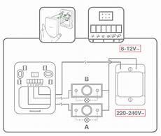 honeywell doorbell wiring diagram honeywell doorbell support en