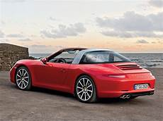 2015 Porsche 911 Targa To Debut At 2014 Detroit Auto Show
