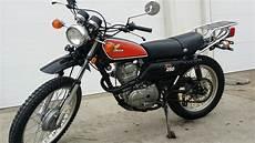 honda 250 enduro 1975 honda xl250 enduro dirtbike streetbike trailbike