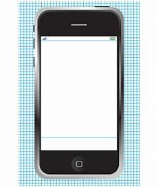 best photos of cell phone paper template free printable