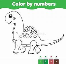 children educational coloring page with