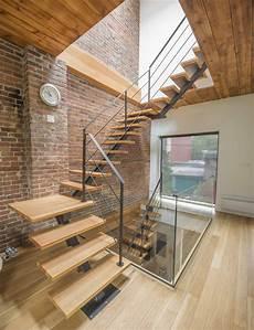 escalier metal et bois escalier bois et m 233 tal c 232 dre de l ouest stairways